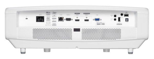 Optoma UHZ65LV Laser 4K Ultra HD Projector (5000 lumens) 1