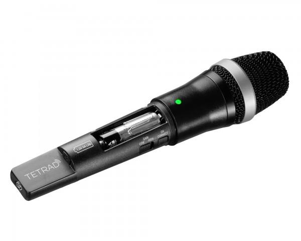 AKG - Microphone - DHT Tetrad D5V2 2.4GHz Dynamic Handheld Transmitter D5 Head