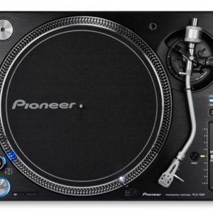 Pioneer PLX1000 PRO DJ High Torque S-Tonearm Direct Drive Turntable 3