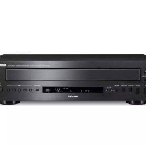 Yamaha CDC600BLRK Carousel Multi-CD Player