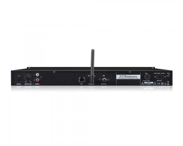 Apart PMR4000R Internet/FM RDS USB/MP3/UPNP Media Player 1U