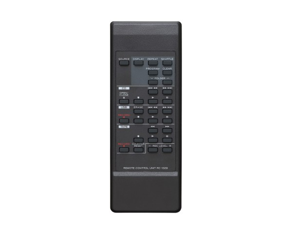 Tascam CD-A580 Cassette Deck with CD Player