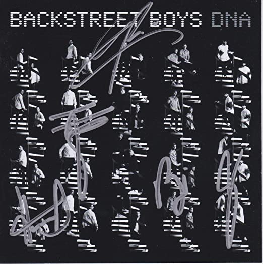 Backstreet Boys - DNA - Vinyl