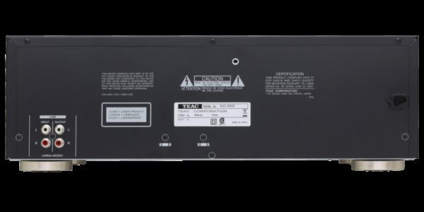 TEAC Cassette deck/CD player - AD-850. 1