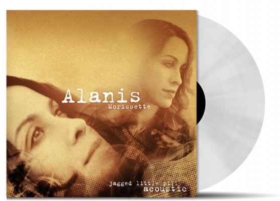 Alanis Moriissette - Jagged Little Pill Acoustic - Vinyl