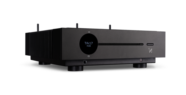 Quad Artera Solus Play - Wireless Streaming Integrated Amplifier / DAC / Preamplifier / CD Player 1