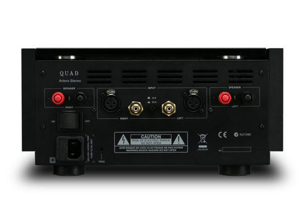Quad Artera Stereo - Power Amplifier