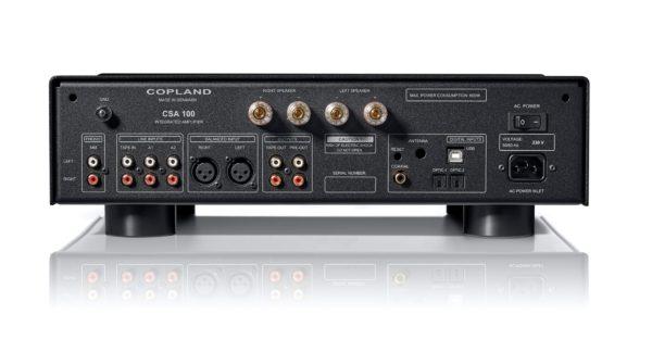Copland CSA100 Hybrid Integrated Amplifier