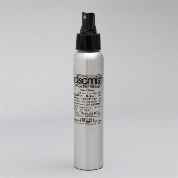 Spin Clean Disc Mist Cleaner