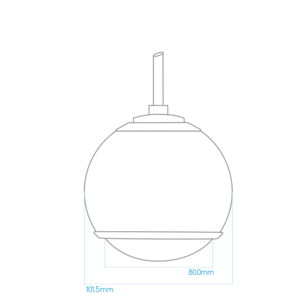 Gallo Droplet - Micro (Chrome Edition)(Single)
