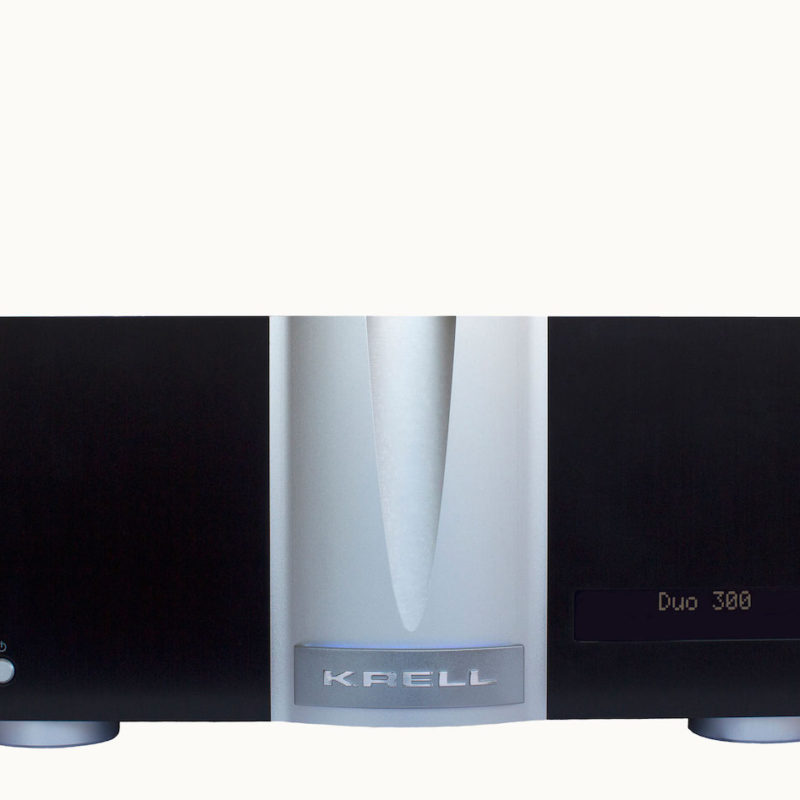 Krell Duo 300XD Power Amplifier