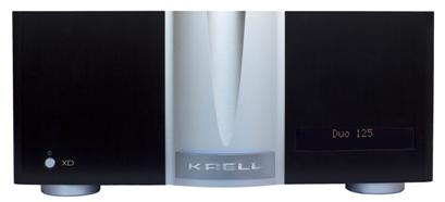 Krell Duo 125XD Power Amplifier