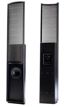 Martin Logan EFX On-Wall Electrostatic Speakers 2
