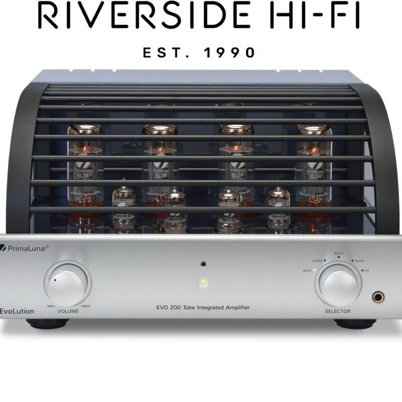 Primaluna Evo 200 Integrated Amplifier 1