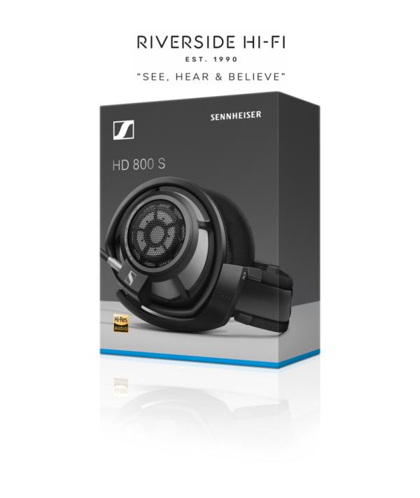 Sennheiser HD800 S High Resolution Headphones 2