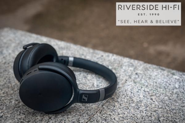 Sennheiser HD450BT Active Noise Cancelling Bluetooth Wireless Headphones