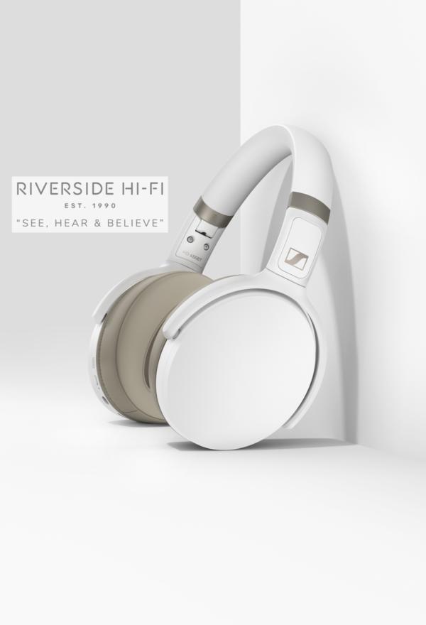 Sennheiser HD450BT Active Noise Cancelling Bluetooth Wireless Headphones 5