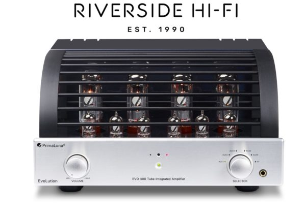Primaluna EVO 400 Integrated Valve Amplifier 4
