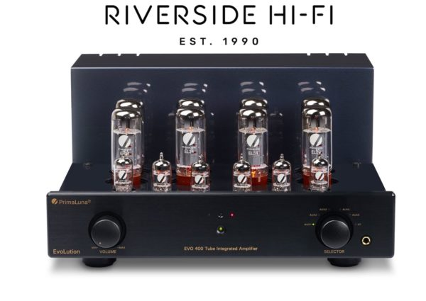 Primaluna EVO 400 Integrated Valve Amplifier