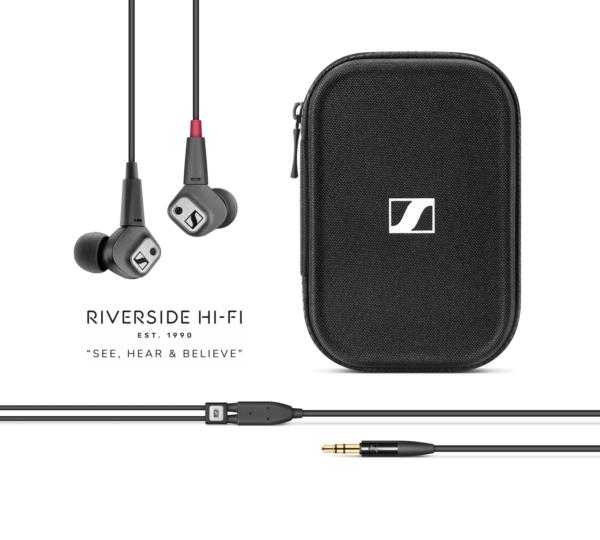 Sennheiser IE 80 S High-End Audiophile Earphones 6