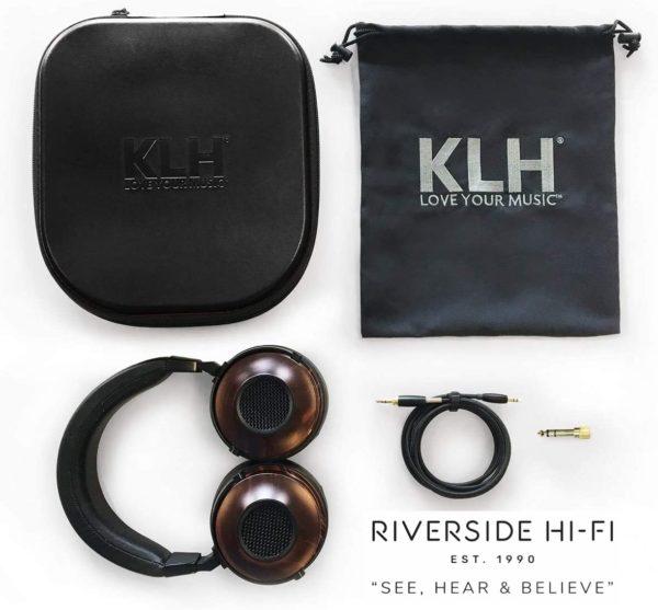 KLH Ultimate One Over-ear headphones 4