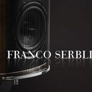 Franco Serblin Studio Speakers