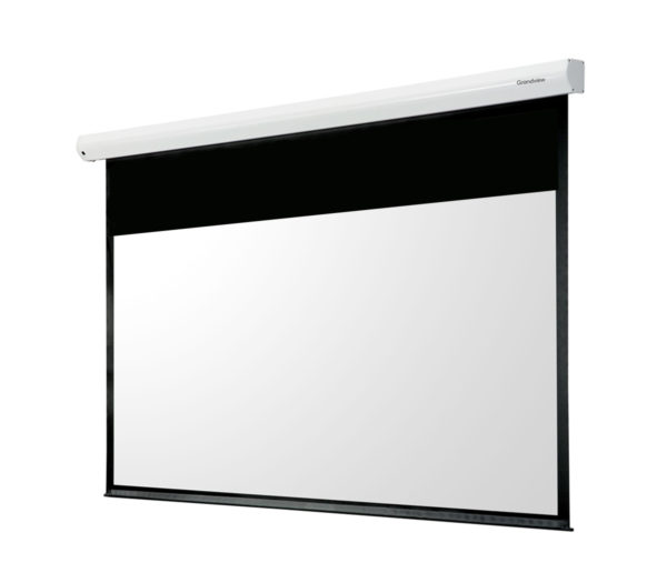Grandview Home Theatre Electric Projection Screen (surface mount) 6ft 1