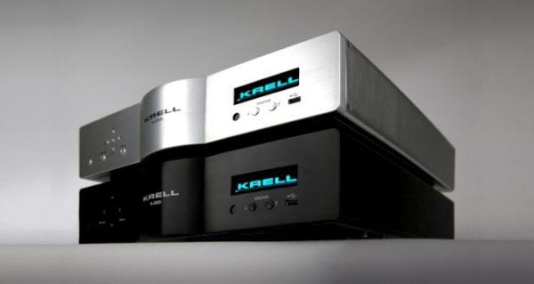 Krell K-300i Digital SS Stereo Integrated Amplifier 1