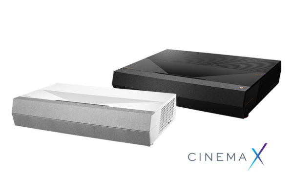 Optoma Cinema X P2 4K Ultra Short Throw Projector