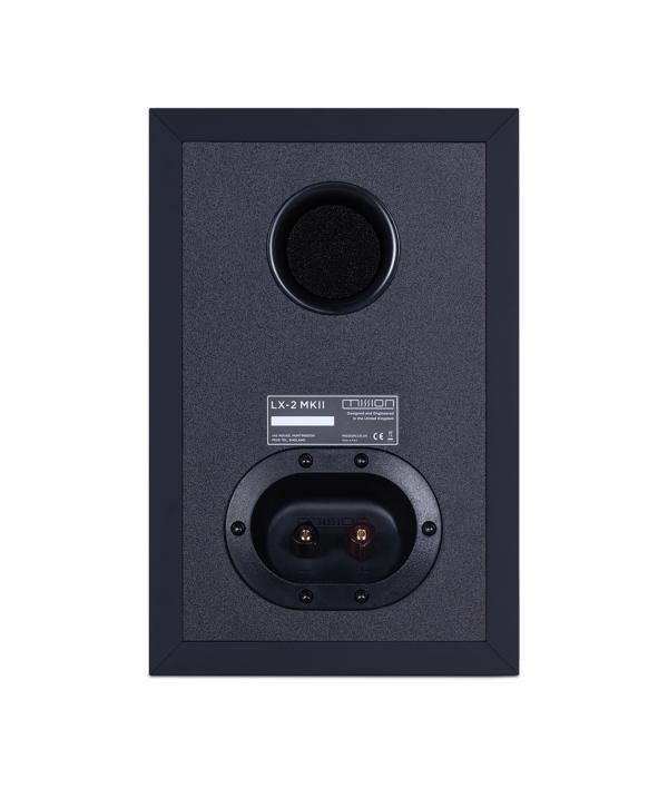 Mission LX-2 MKII - 2 Way Standmount Speaker