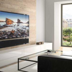 Martin Logan SLM X3 - Ultra-Slim 3-Channel Passive Soundbar 3