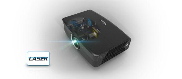 Optoma UHZ65LV Laser 4K Ultra HD Projector (5000 lumens) 7