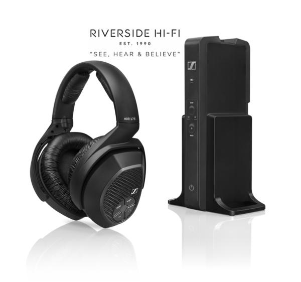 Sennheiser RS175-U Wireless Headphones 6