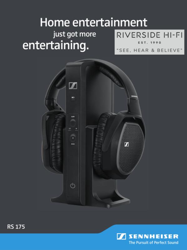 Sennheiser RS175-U Wireless Headphones 7