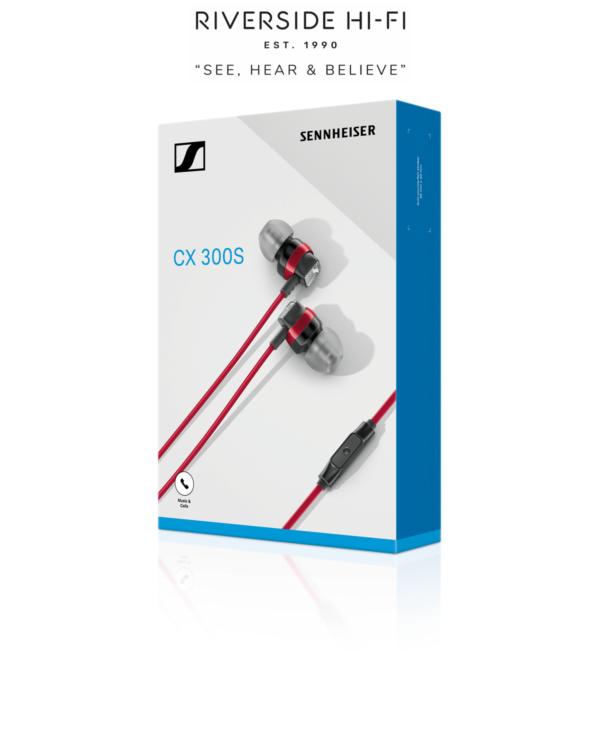 Sennheiser CX300S Earphones 1