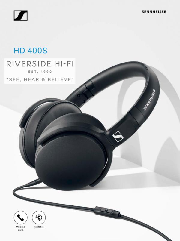Sennheiser HD400S Headphones 4