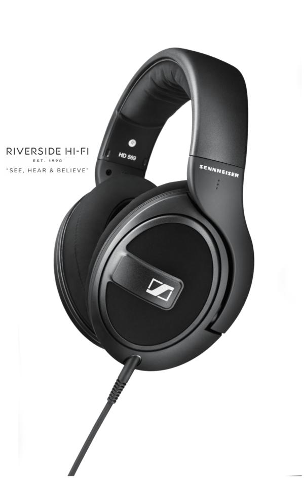 Sennheiser HD569 Headphones 3