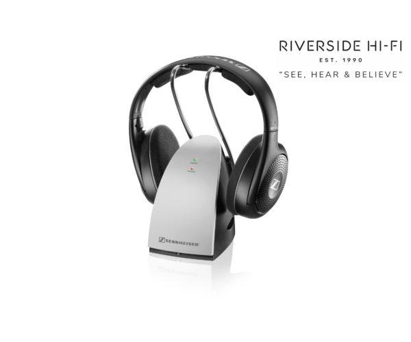Sennheiser RS120 II (Audio Headphones Stereo Wireless) 2