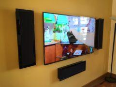 Simple Home Cinema Room 2