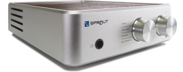 PS Audio Sprout 100 Mini Integrated Amplifier 1