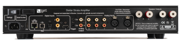 PS Audio Stellar Strata Integrated Amplifier