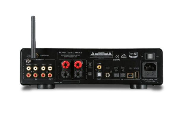 Quad Vena II Integrated Amplifier