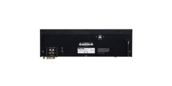 TEAC W-1200 Cassette Deck 1