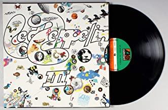 Led Zepplin III Vinyl