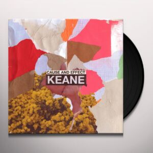 Keane - Cause and Effect Vinyl Record