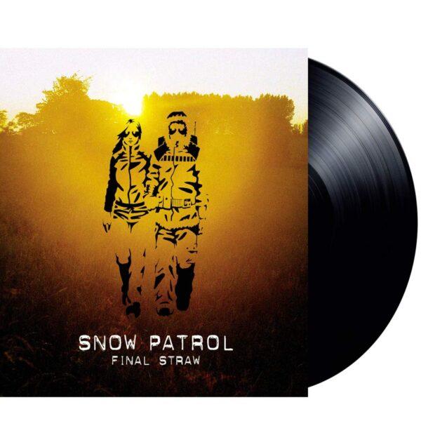 Snow Patrol - Final Straw - Vinyl