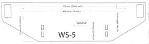 Solidsteel WS-5 HiFi Shelf 2